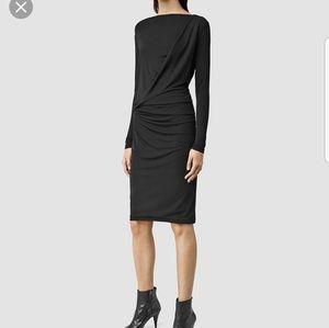 All saints edge LS dress